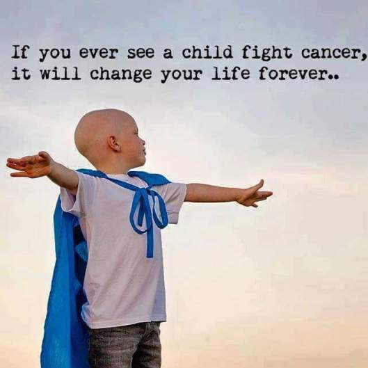 fighting cancer image